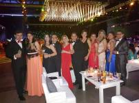Con parte del Equipo en Buenos Aires